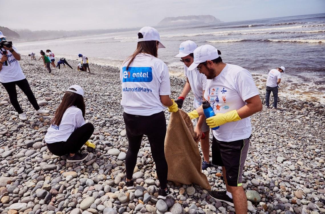 Limpieza de playa 2