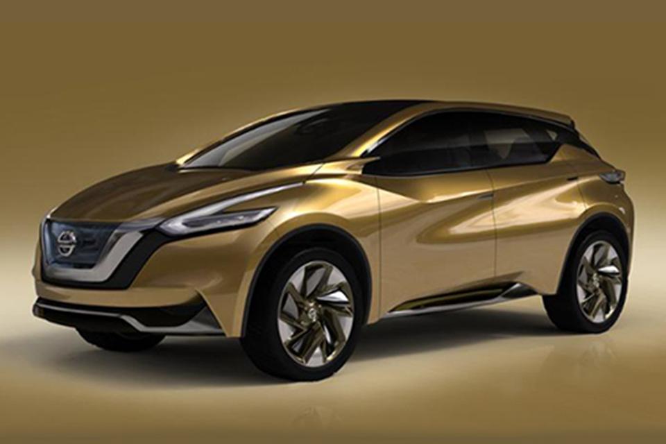 Imagen 3_Modelo de producción Nissan Murano