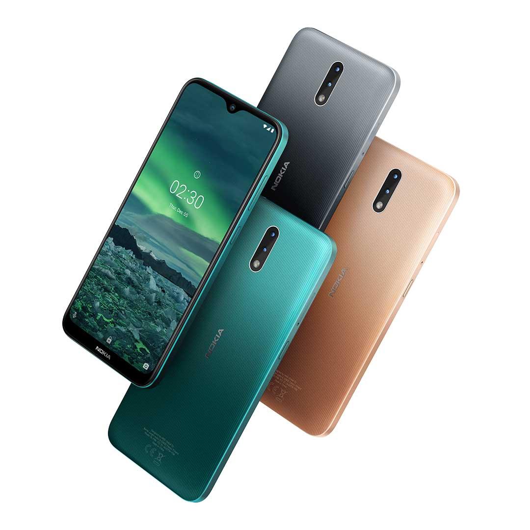 Nokia 2.3 - Group