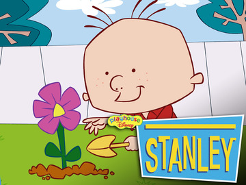 Stanley Griff en Playhouse Disney