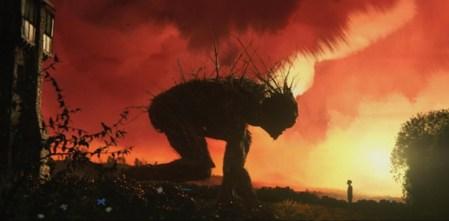 Fotograma de Un monstruo viene a verme de J A Bayona