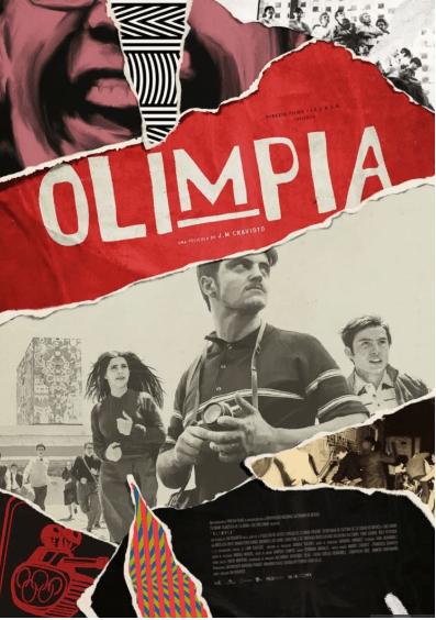 olimpia pelicula poster