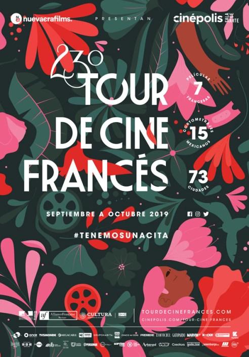 23 tour de cine frances