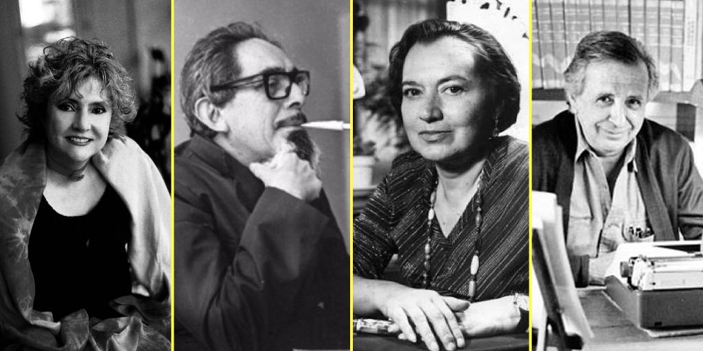 escritores mexicanos en el cine