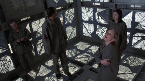 el cubo pelicula 1997