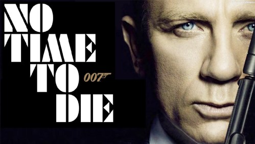 james bond no time to die 007 poster