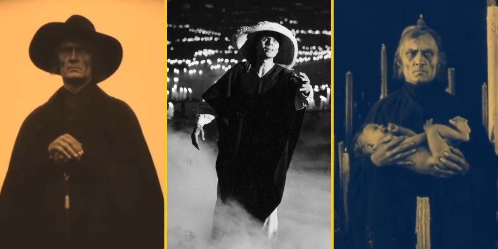 tres representaciones de la muerte