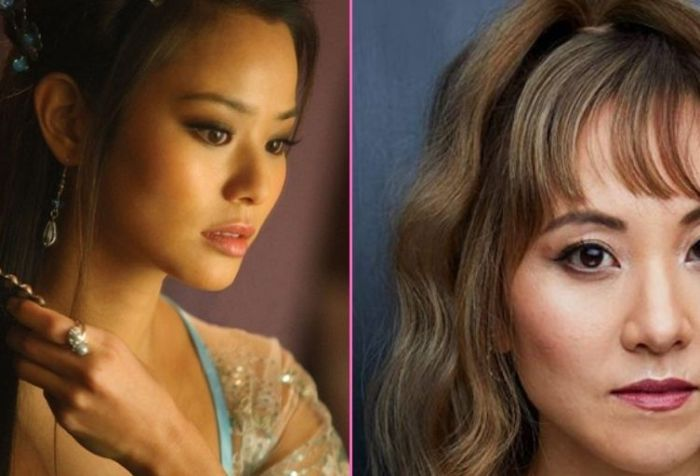 actrices asiaticas