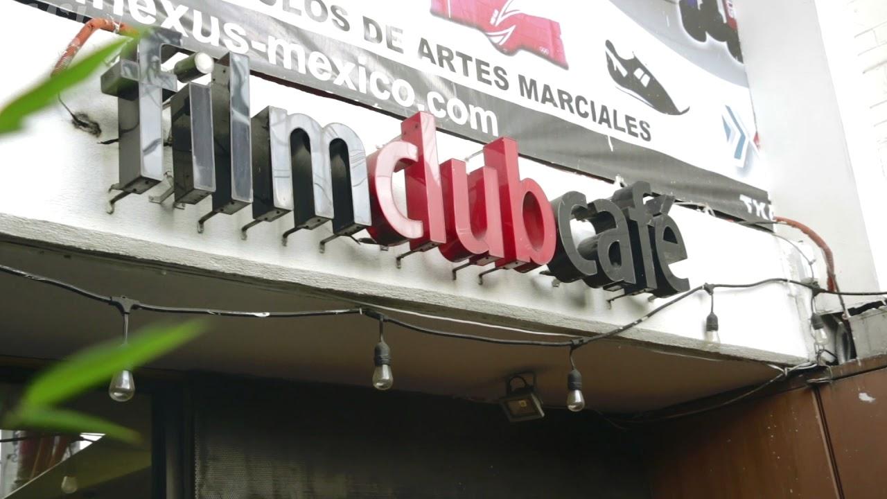 film club cafe