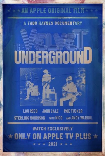 The Velvet Underground todd haynes