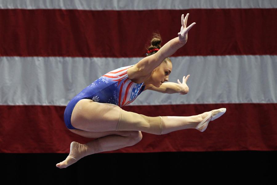 Atleta A: el documental que exhibe el abuso a cientos de gimnastas