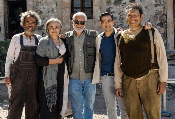 ¡Qué viva México!: la nueva película de Luis Estrada con Damián Alcázar