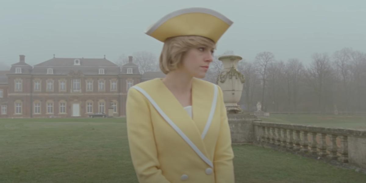 Comparan a 'Spencer' de Pablo Larraín con 'El resplandor' de Kubrick