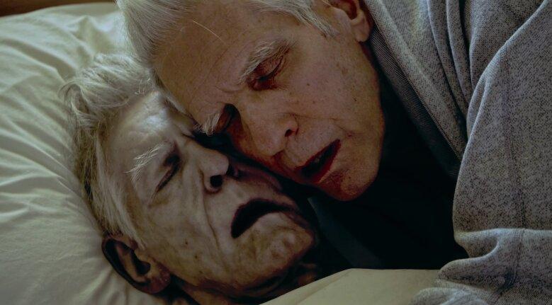 David Cronenberg imagina su muerte en un cortometraje 2