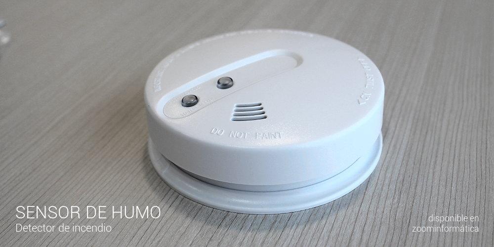 Detectores para alarmas zoom blog - Sensores de humo ...