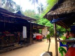 Mamma's Chicken - best food in Tonsai/Railay. Green curry and Padseeew - amazing.