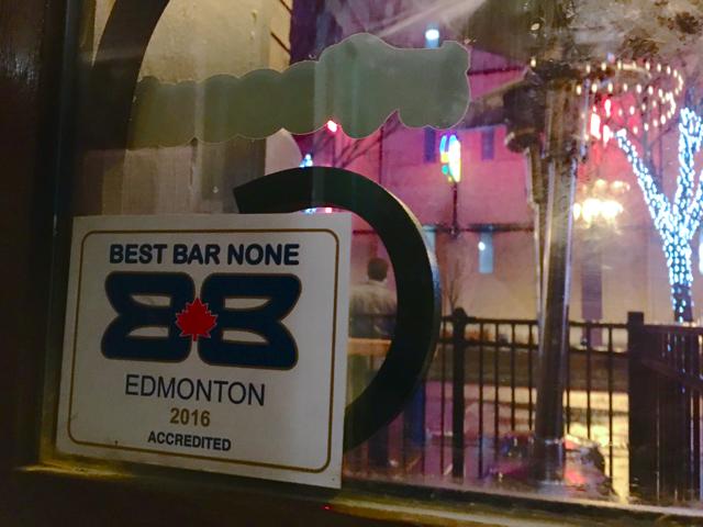 Mercer Tavern Edmonton