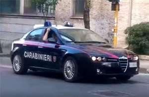 autocarabinieri-300x195 - Ladri taccagni e abbracci fatali  - Milano Prima Pagina