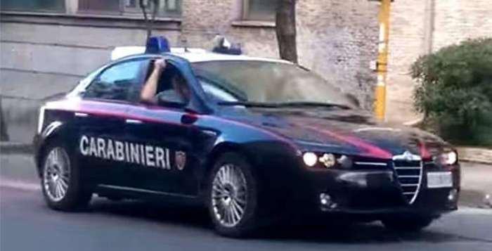 carabinieri controllo carta d'identità