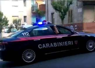 carabinieri barona
