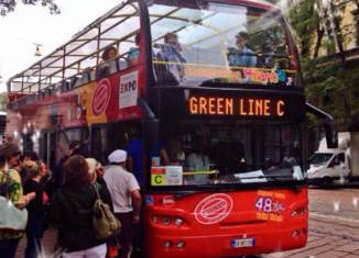 autobus in dialetto milanese