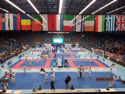 campionati-europei-karate-2017-11 - Karate. Tre campionesse europee per Milano  - Altri sport Sport