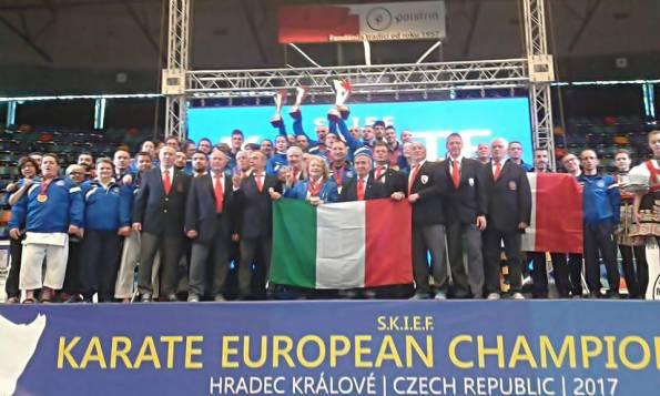 campionati-europei-karate-2017-7 - Karate. Tre campionesse europee per Milano  - Altri sport Sport