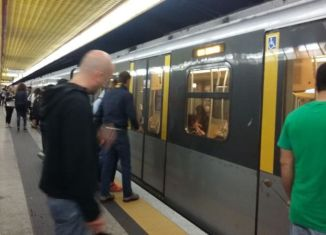 polmetro metropolitana linea gialla