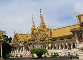 Phnom Penh . pensionati milanesi in Cambogia
