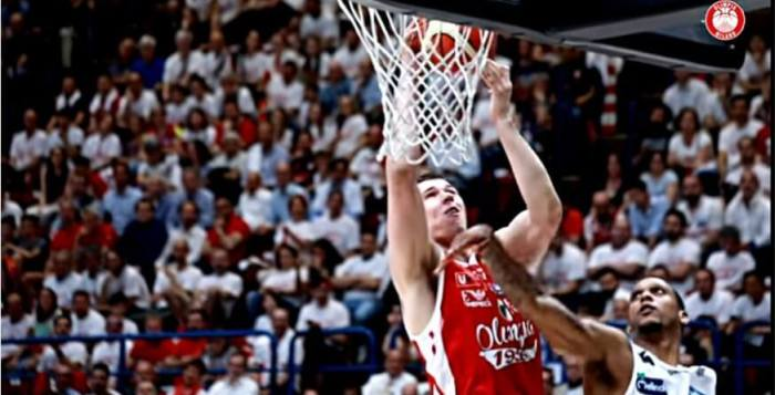 basket , Olimpia Milano
