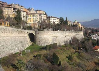 Bergamo, mura Venete