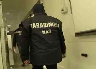 Carabinieri , nucleo Nas