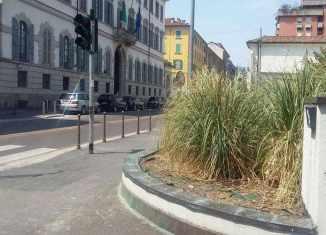 Comando della legione Lombardia a Milano