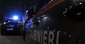 carabinieri-notte-324x168 - Stalker incendia l'auto dell'ex fidanzata. Arrestato albanese già noto alla giustizia  - Milano Prima Pagina