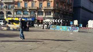 20171130_104427-324x182 Milano perde il Giro d'Italia.  Colpa delle barriere antiterrorismo e di Staffelli? Milano Prima Pagina