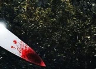 coltello e sangue