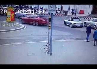 rapinatori di rolex di napoli in trasferta a Milano