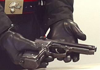 pistola-324x227 Rapina in autostrada. Ridi che ti prendo Milano Prima Pagina