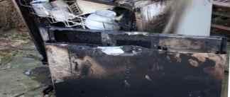 lavastoviglei-bruciata-324x137 Lavastoviglie in fiamme, panico in zona Darsena Milano Prima Pagina