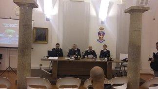 20180117_120247-324x182 Cites. I risultati dei Carabinieri forestali e il calendario Ambiente Costume e Società