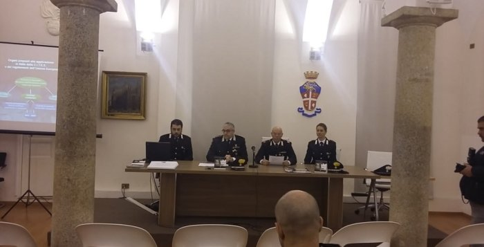 carabinieri forestali nucleo cities