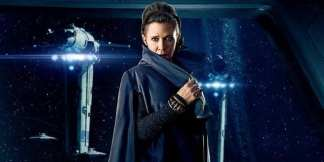 Leia_33-324x162 Star Wars. The last Jedi -  La saga continua Cinema Costume e Società