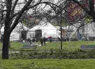 Parco alesandrini crocket