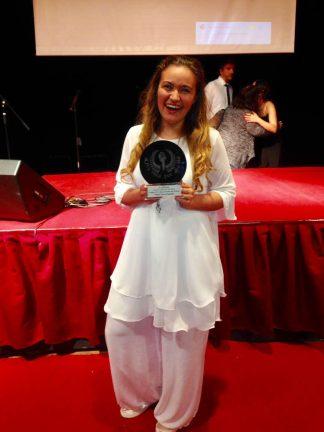"""2018-05-06-PHOTO-00002573-324x432 La cinisellese Noemi Nicoletti trionfa al concorso """"Una Voce per Sesto"""" Costume e Società Cultura Prima Pagina"""