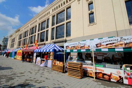 IMG_11241 Street food da tutta Europa a City-Life Costume e Società Fiere e mercati