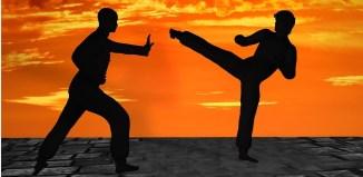 muay thai boxe thailandese