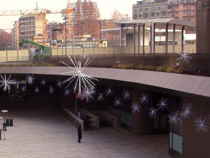 Metro-Lilla - CityLife ex fiera di Milano e la Milano che cambia  - Costume e Società Cultura