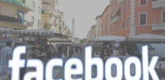 mercato facebook