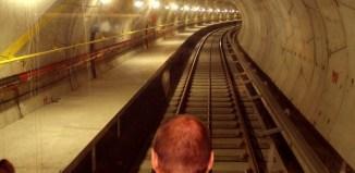 tunnel della M5