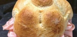 michetta, panino di milano